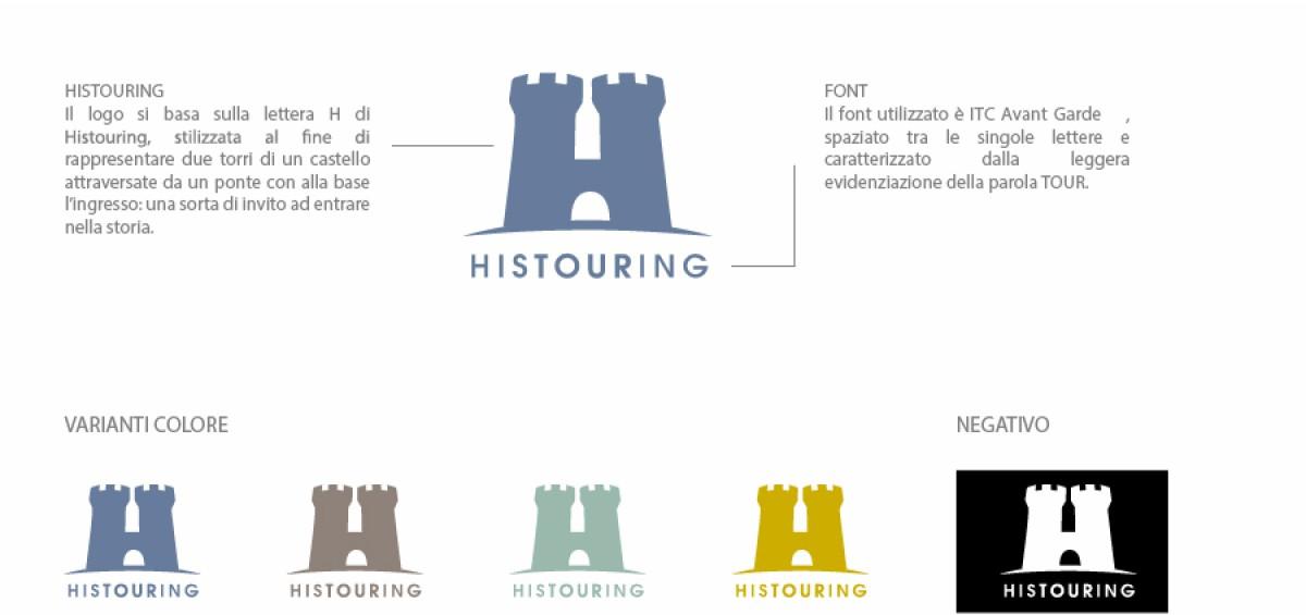 Studio Logo Design Histouring