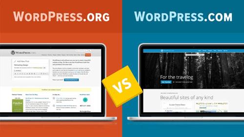 WordPress-versus-org-com